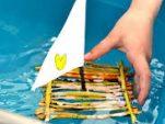 Twig Rafts