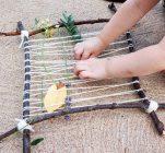 Nature Weaving Loom